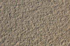 Текстура песка для предпосылки. Конец вверх. Взгляд сверху. Стоковые Фотографии RF