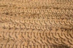 текстура песка Стоковые Фото