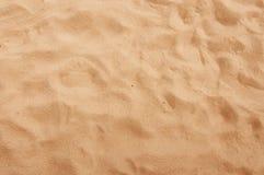 Текстура песка Стоковая Фотография