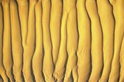 текстура песка Стоковое фото RF