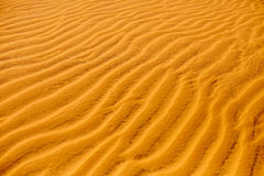 текстура песка dof предпосылки отмелая Картина дюн в пустыне Deta природы Стоковое фото RF