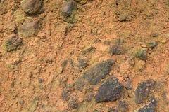 Текстура 3696 - песочная земля Стоковая Фотография RF