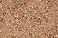 Текстура 5186 - песочная земля Стоковое фото RF