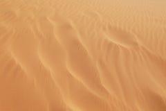 Текстура песчанной дюны стоковые изображения