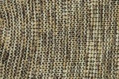текстура пинка knit ткани предпосылки шерстяная Стоковое Изображение RF