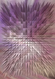 Текстура пирамидки Стоковое Изображение