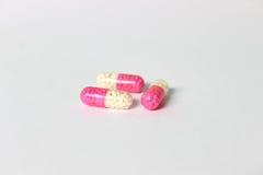 текстура пилек предпосылки розовая Стоковое фото RF