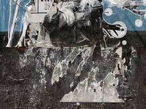 текстура плаката 03 доск Стоковая Фотография RF