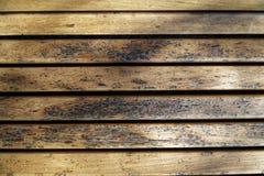 Текстура планки деревянной скамьи для вебсайта или мобильных устройств Стоковые Изображения RF