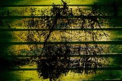 Текстура планки деревянной скамьи Grunge для вебсайта или мобильных устройств, элемента дизайна Стоковое Изображение RF