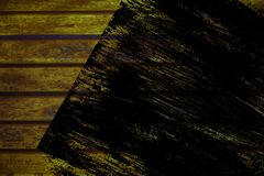 Текстура планки деревянной скамьи Grunge пакостная для вебсайта или мобильных устройств, элемента дизайна Стоковые Изображения RF