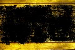 Текстура планки деревянной скамьи Grunge ультра желтая для вебсайта или мобильных устройств, элемента дизайна Стоковые Фото