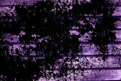 Текстура планки деревянной скамьи Grunge ультра фиолетовая для вебсайта или мобильных устройств, элемента дизайна Стоковое Изображение RF
