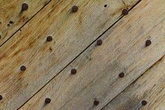 Текстура планки естественного цвета старая деревянная, предпосылка, обои, t Стоковые Фотографии RF