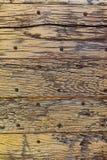 Текстура планки естественного цвета старая деревянная, предпосылка, обои, t Стоковые Изображения