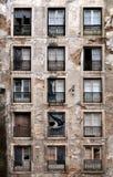 Текстура покинутой дома стоковое изображение rf