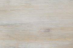 Текстура покрашенная белизной деревянная Стоковое Изображение