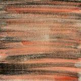 текстура покрашенная чернотой бумажная красная Стоковые Фото