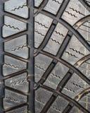 Текстура покрышки, предпосылка, крупный план Стоковые Фотографии RF