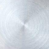текстура почищенная щеткой алюминием Стоковое фото RF