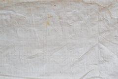 Текстура 4291 - полиэтиленовый пакет для муки Стоковая Фотография RF