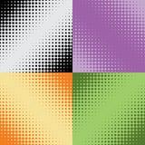 Текстура полутонового изображения Стоковое Изображение