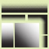 Текстура полутонового изображения Стоковое Фото