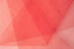 Текстура, предпосылка, картина Красная ткань абстрактный красный цвет предпосылки Стоковое Изображение RF