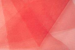 Текстура, предпосылка, картина Красная ткань абстрактный красный цвет предпосылки Стоковое фото RF