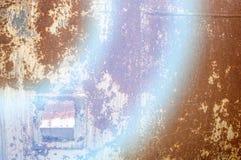 Текстура, предпосылка, картина ржавое утюга старое металл ржавый ржаво Стоковое Изображение RF