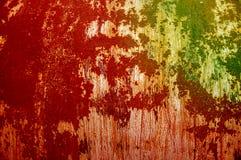 Текстура, предпосылка, картина ржавое утюга старое металл ржавый ржаво Стоковое Изображение