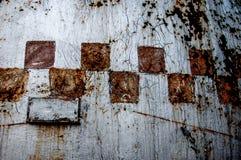 Текстура, предпосылка, картина ржавое утюга старое металл ржавый ржаво Стоковые Изображения RF