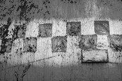 Текстура, предпосылка, картина ржавое утюга старое металл ржавый ржаво Стоковое Фото