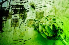 Текстура, предпосылка, картина ржавое утюга старое металл ржавый ржаво Стоковая Фотография