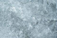 Текстура, предпосылка: поверхность льда Стоковое фото RF