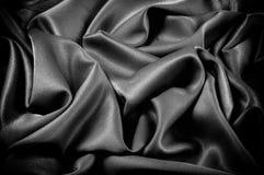 Текстура, предпосылка шаблон Ткань школы чернота, серая стоковая фотография