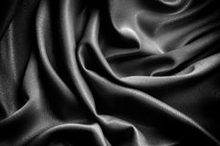 Текстура, предпосылка шаблон Ткань школы чернота, серая стоковые фото