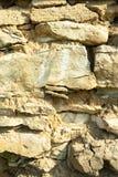 Текстура предпосылки, каменные бутоны, известняк, базальт, булыжник, гранит, камешки, шифер, песчаник клала стену или в загородке стоковое изображение