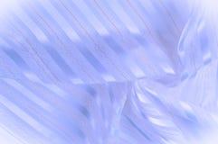 Текстура предпосылки, картина пастельно Голубая silk ткань с lig стоковые изображения rf