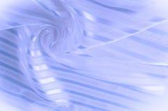 Текстура предпосылки, картина пастельно Голубая silk ткань с lig стоковое изображение rf