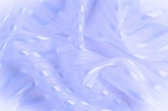 Текстура предпосылки, картина пастельно Голубая silk ткань с lig стоковые изображения