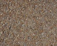 текстура предпосылки конкретным mottled гравием Стоковая Фотография RF