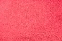 Текстура предпосылки красной ватки r Стоковое Изображение RF