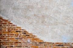 Текстура предпосылки стены цемента кирпича Стоковые Изображения RF