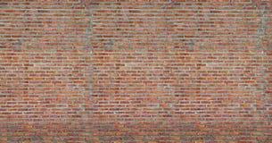 Текстура предпосылки стены цемента кирпича Стоковая Фотография