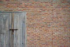 Текстура предпосылки стены цемента кирпича Стоковое фото RF