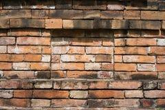 Текстура предпосылки стены цемента кирпича Стоковое Изображение