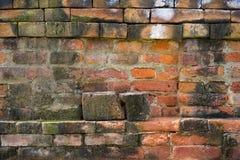 Текстура предпосылки стены цемента кирпича Стоковая Фотография RF