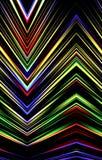 текстура предпосылки цветастая Картина от покрашенных прокладок Стоковое фото RF
