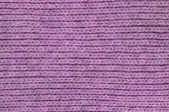Текстура предпосылки шерстей вязать, фиолетовый цвет, ткань, материал, ткань стоковые фотографии rf